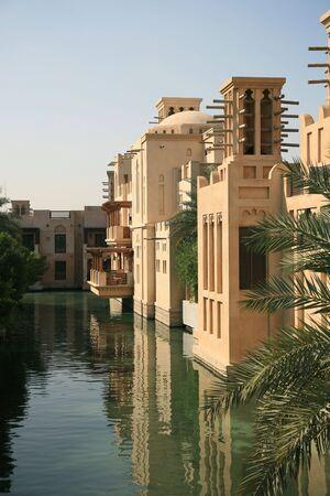 islamic wonderful: Arabian Style Buildings By Waterway