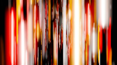 Warm Colored Vertical Line illustration - Background