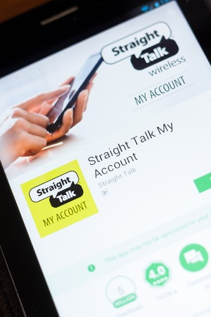 Straight Talk Stock Photos And Images - 123RF