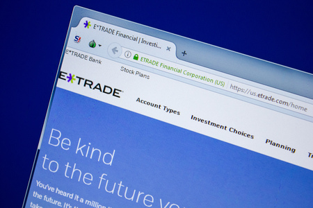 Etrade Stock Photos And Images - 123RF