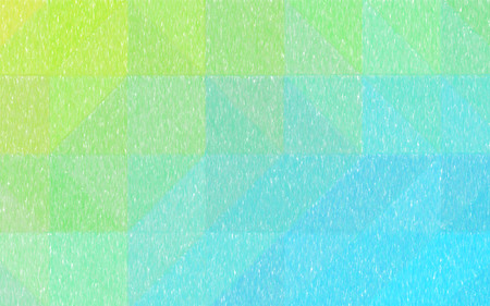 Stunning abstract illustration of yellow and green blue Color Pencil with big coverage paint. Good  for your work. Stock Photo