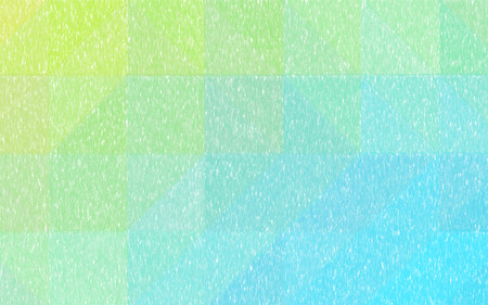Beautiful abstract illustration of yellow and green blue Color Pencil paint. Useful  for your design.