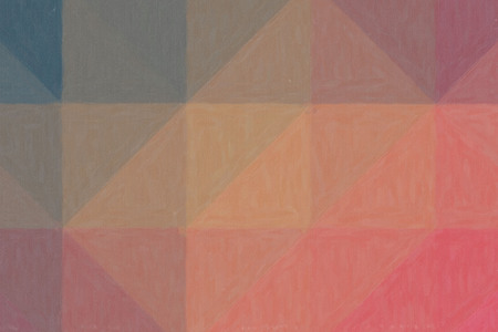 Red, yellow and brown Pastel with color boost background illustration Archivio Fotografico