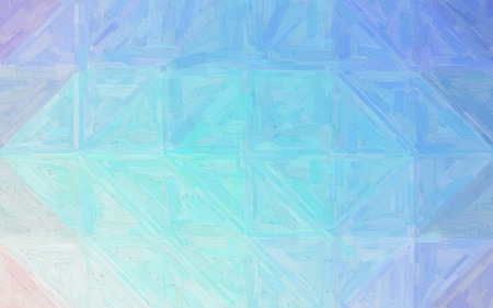 Abstract illustration of blue gree white and red Oil paint with large brush strokes background, digitally generated