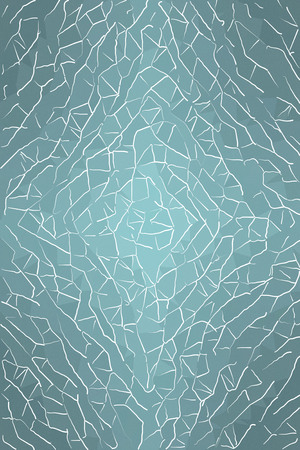 Abstract illustration of Vertical wintergreen with thin white strokes background, digitally generated