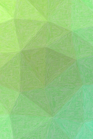 Useful abstract illustration of green Impasto paint. Stunning  for your prints. Stock Photo