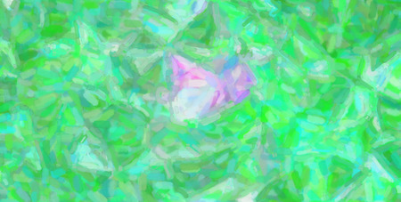 Lovely abstract illustration of green and magenta Watercolor with bright colors paint. Useful  for your prints.
