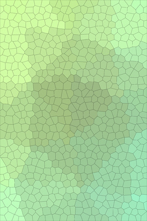Stunning abstract illustration of green Small hexagon. Lovely  for your design.