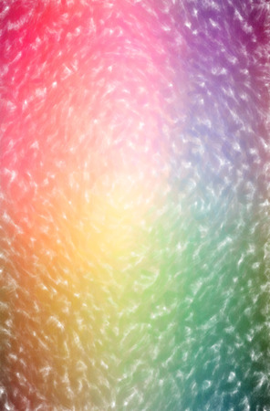 Illustration of abstract Green, Pink, Blue And Red Low Coverage Pastel Vertical background