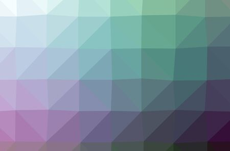 Illustration of abstract Blue And Purple horizontal low poly background. Beautiful polygon design pattern. Useful for your needs. 版權商用圖片