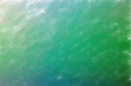 Abstract illustration of green Watercolor with low coverage background. Stock Photo