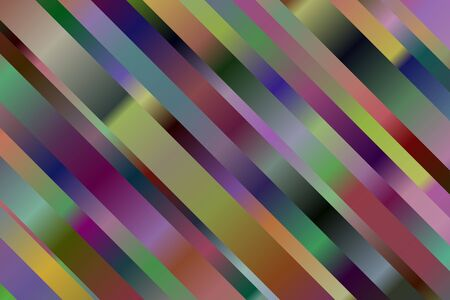 Brown lines and stripes vector background.