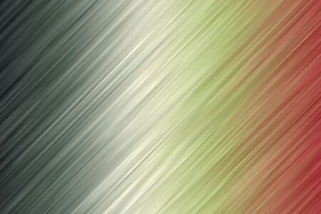 Green and red lines and stripes vector background. Ilustrace