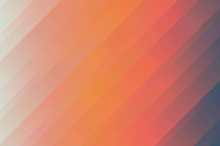 Pink, orange, red and blue lines vector background. Ilustrace