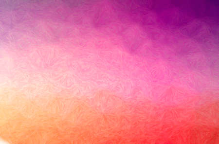 Abstract illustration of pink, purple, red Impasto background