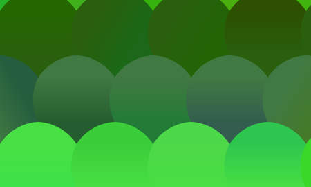 Dark green circles abstract background. Great illustration for your needs. Illusztráció