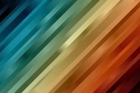 Orange, red and blue lines abstract background. Great illustration for your needs.