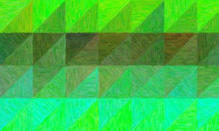 Dark green colorful impasto background, digitally created.