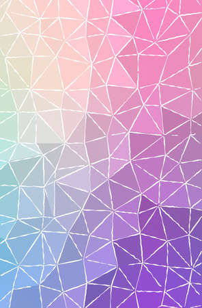 Abstract illustration of purple White lines paint background