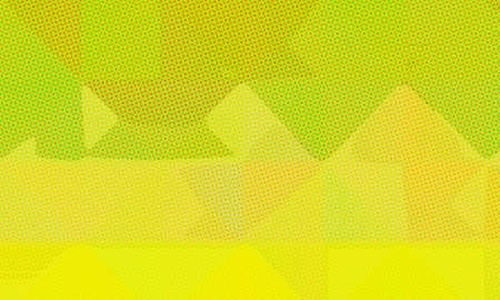 Lemon green paint with dots background, digitally created.