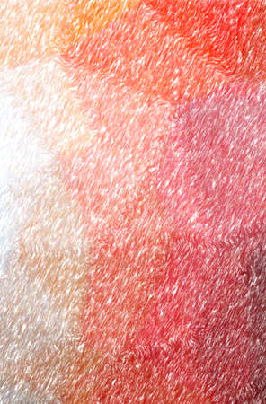 Abstract illustration of red Abstract Color Pencil background