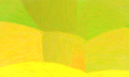Lemon green wax crayon background, digitally created.