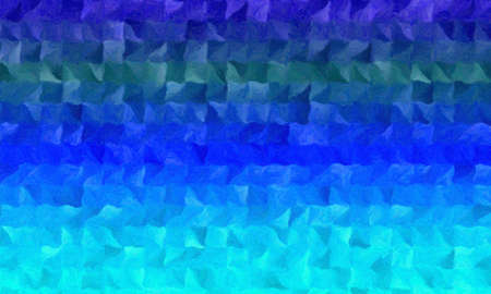 Blue impasto background, digitally created. Banco de Imagens