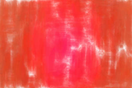Red and pink lines watercolor with low coverage background, digitally created. Banco de Imagens