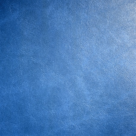 light blue glossy leather textured material background