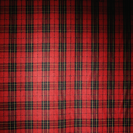 bagpiper cloth material texture background with stripes Imagens