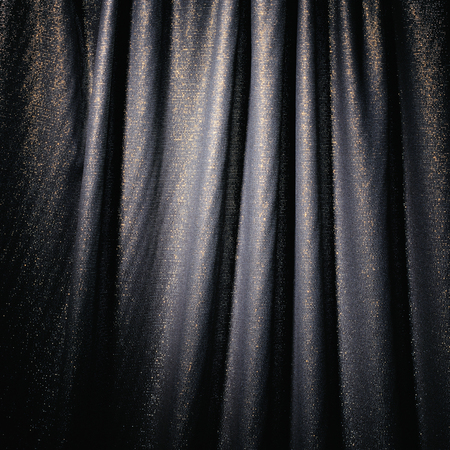 grey and white glossy curtain cloth material texture background