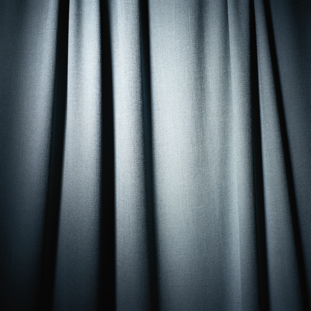 grey and white curtain cloth material texture background
