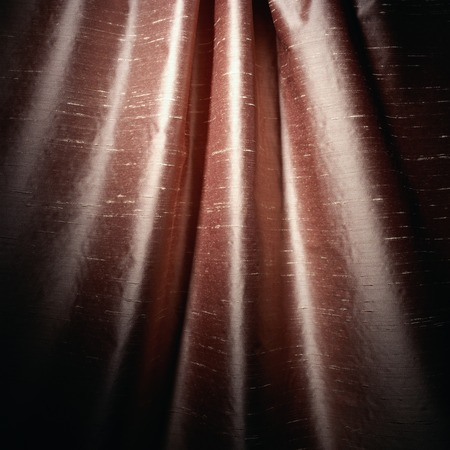 pink satin curtain cloth texture material background Imagens