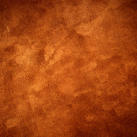 orange and brown rough weathered textured cloth material background with details