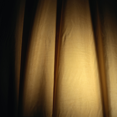 light brown shiny curtain material texture cloth background