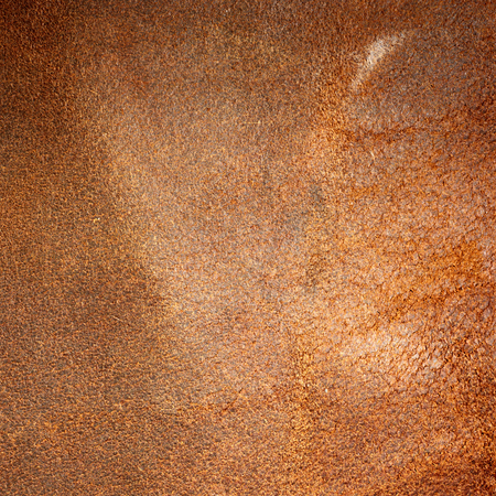 brown and orange leather material texture background