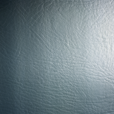 light blue shiny leather material texture background