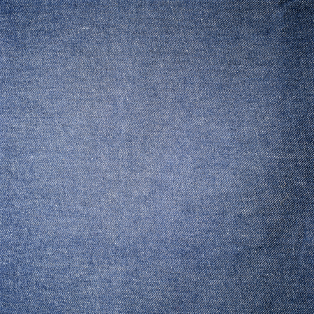 blue and grey jeans thread textured cloth material background Imagens