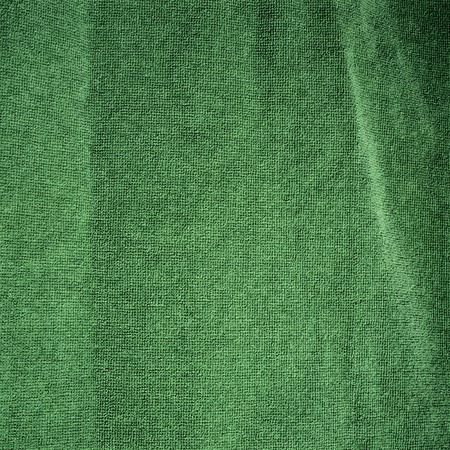 light green cloth textured material background with threads