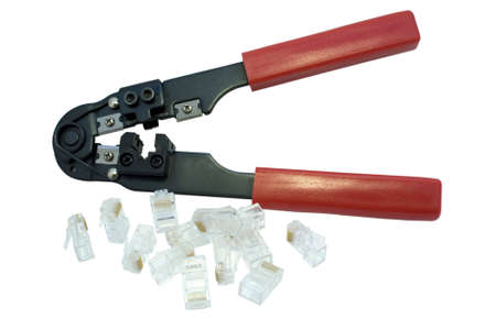 crimping: connectors and crimping tool