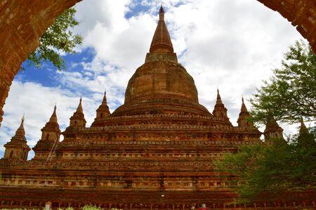 bagan: Temple Bagan