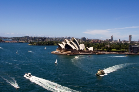 Sydney Harbour Stock Photo - 17091905