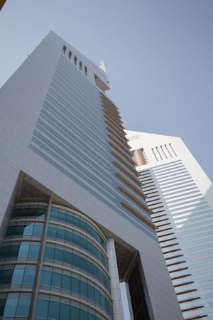 emirates: Jumeirah Emirates Tower Hotel, Dubai UAE Editorial