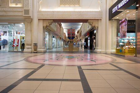 ibn: The IBN Battuta Mall, Dubai, UAE Editorial