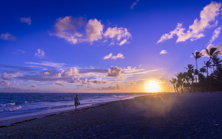 Dominican Republic Bavaro beach
