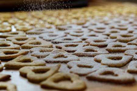 Christmas Bakery 写真素材