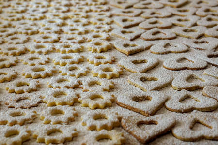 Christmas Bakery 写真素材 - 156869596