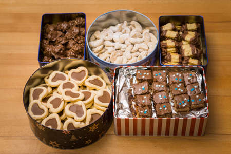 Christmas Bakery Day production 写真素材 - 156727124