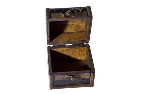 Isolated treasure chest 写真素材 - 167229158
