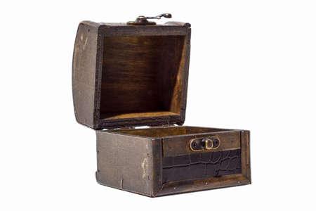 Isolated treasure chest 写真素材 - 167229184
